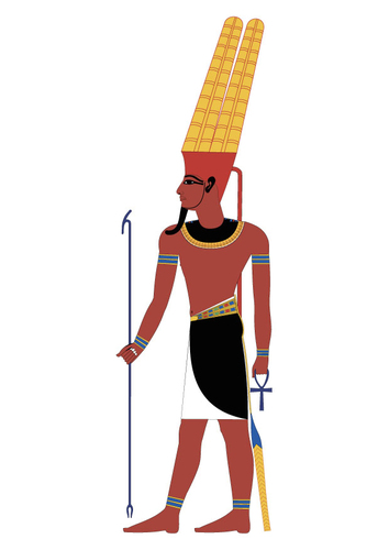are gods of the ancients really a myth? Amun-t9826