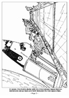 Coloring page 02 arrival space shuttle