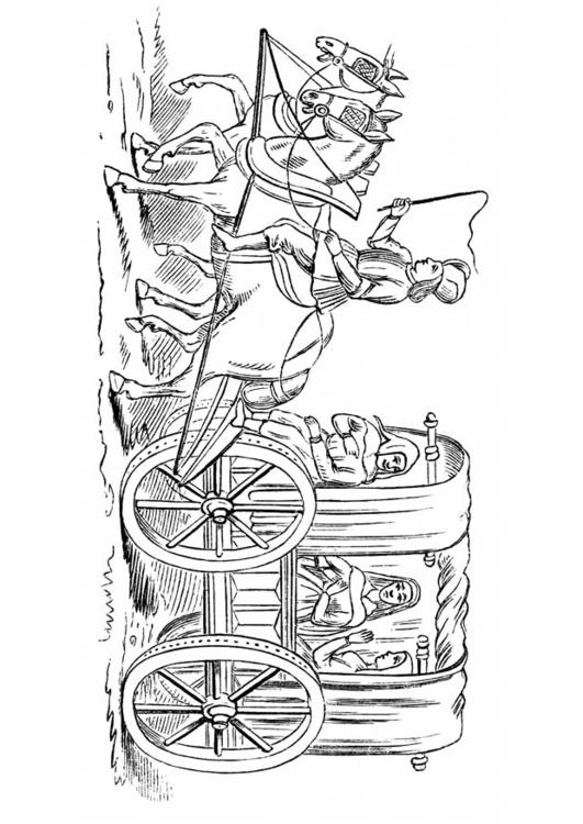 15th century carriage