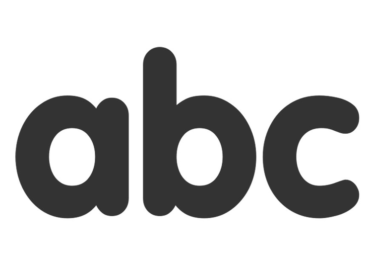 Coloring Pages Of Abc Blocks : Abc amazing abc coloring sheets with abc sign language abc to