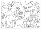Coloring pages Old Testament