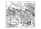 Alexander defeats the Persians