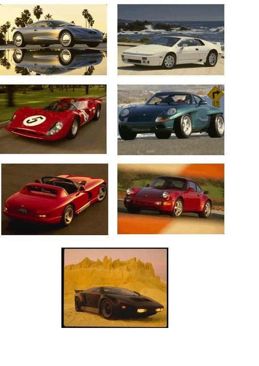 all cars 1