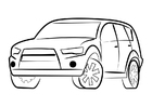 all terrain vehicles coloring pages - photo#6