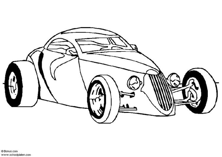 Coloring page Aluma coupé