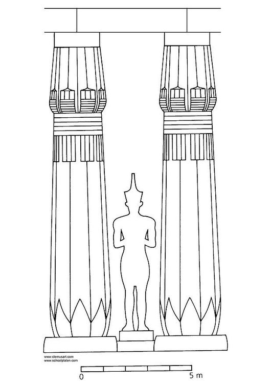 51 Ancient Egypt Coloring Pages 2020 Free Printable Coloring Pages
