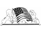 Coloring pages Remembrance Day - November 11