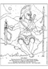 55 Greek mythology Coloring Pages - 2020 - Free Printable ...