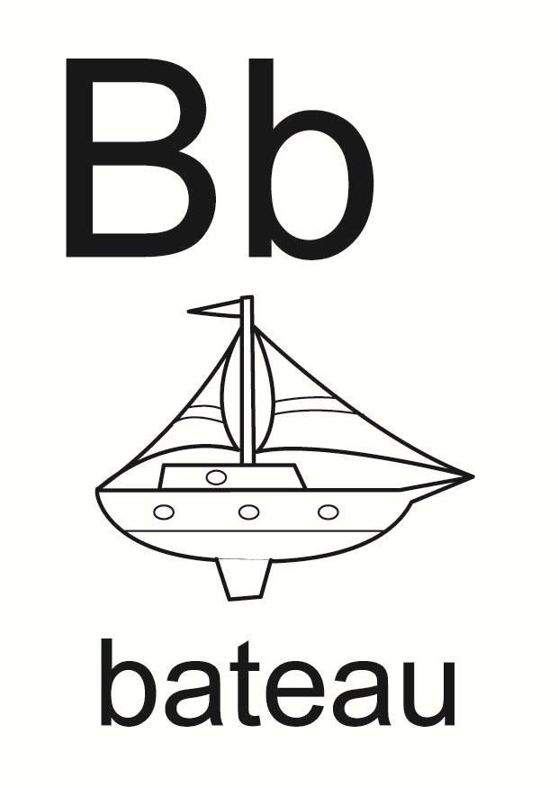 Coloring page b - img 23719.