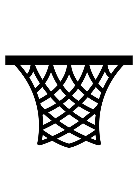 Coloring page basket - img 26216.