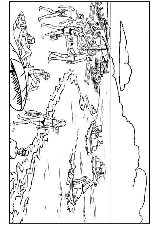 beach holiday