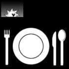 Coloring pages Pictograms - Food