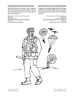 Coloring pages canadian paratrooper