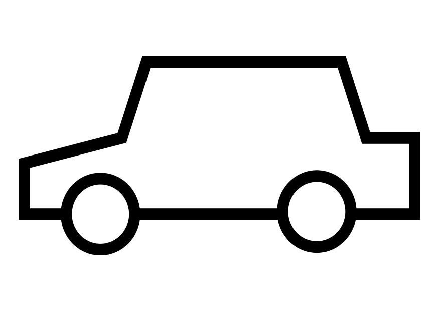 coloring page car free printable coloring pages