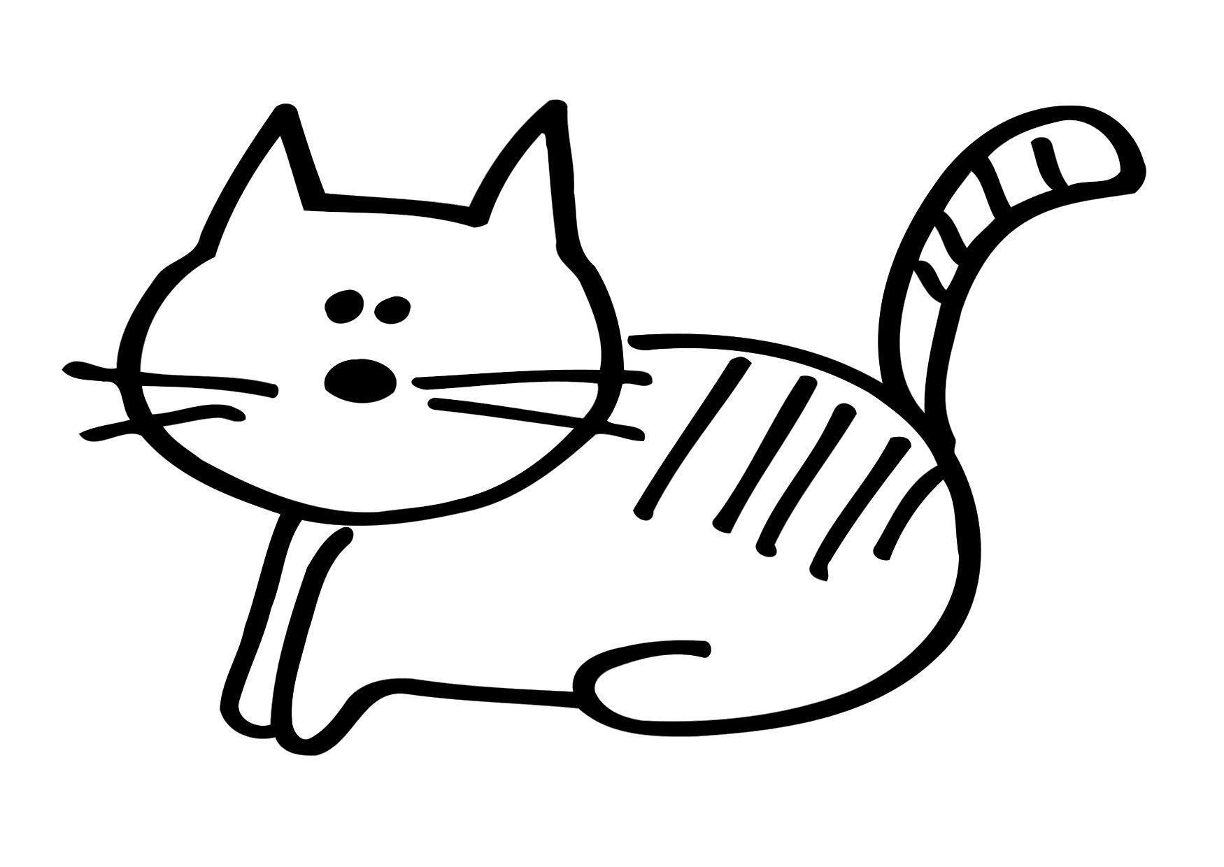 coloring page cat cat coloring pages 3 halloween coloring pages