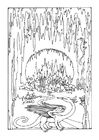 Coloring pages fairy tales