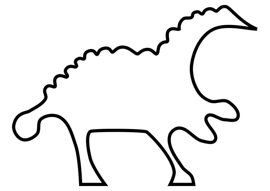 Free Coloring Pages Of Tiger In Cave