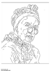 Coloring pages Chardin