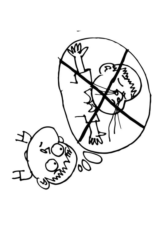clogged up nose