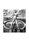 Coloring page Colossus of Rhodos