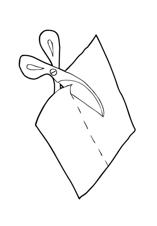 cut and coloring pages - photo#16