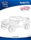 Coloring page Detroit Auto Show-4