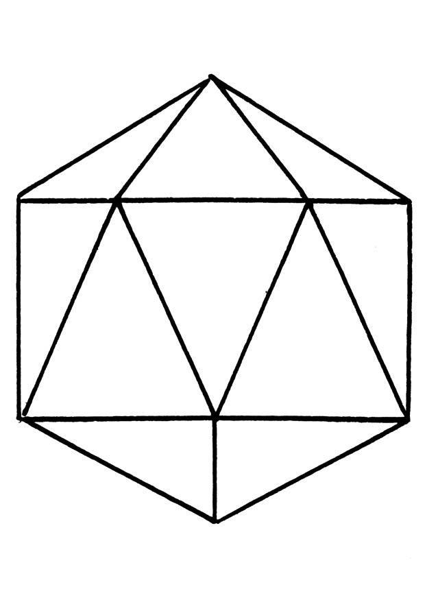 Coloring page diamond - img 18917.