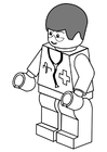 Coloring pages doctor