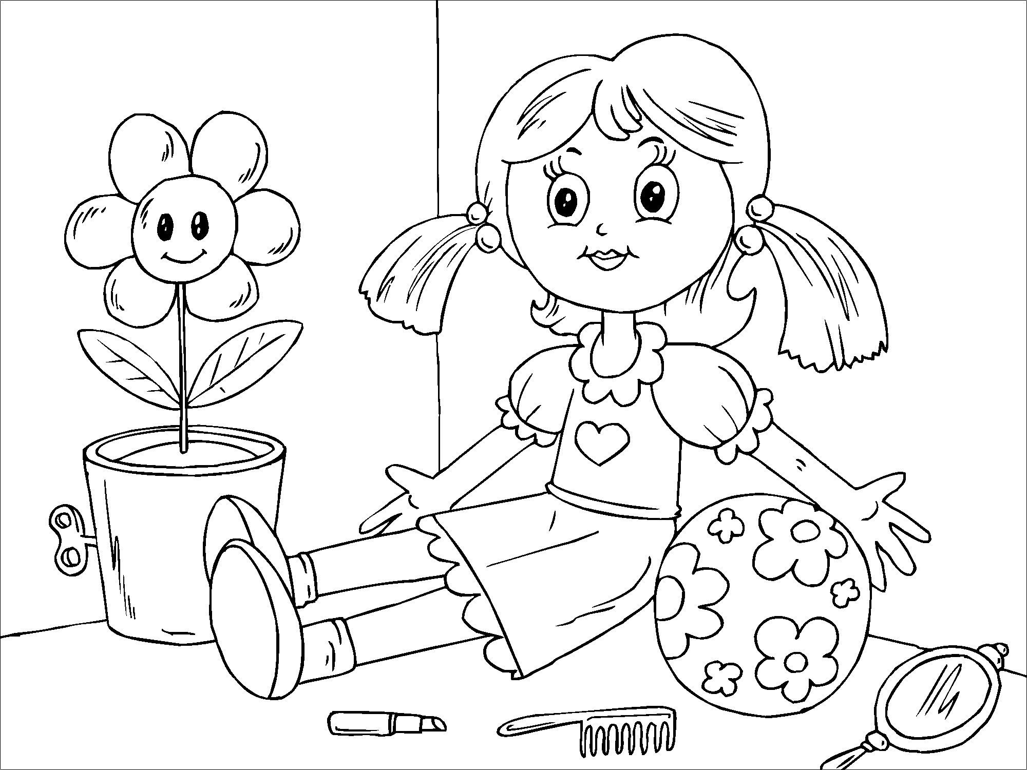 karenswhimsy coloring pages - photo#8