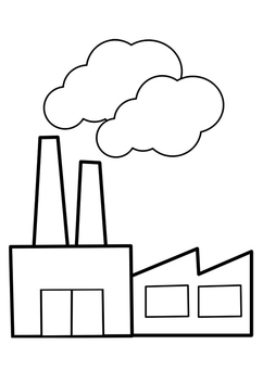 Coloring page factory