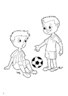 Coloring pages fair play