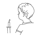 Coloring pages First Communion