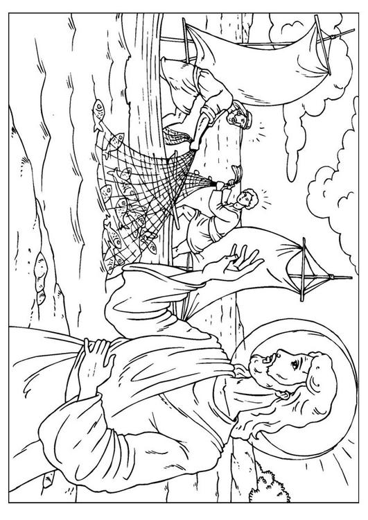 Fisher's of Men Coloring Pages http://www.edupics.com/coloring-page-fishers-of-men-i25929.html