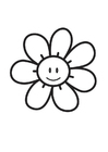 Coloring pages Flower