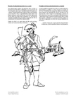 Coloring pages fusilier
