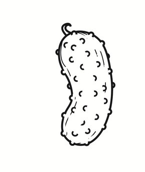 Coloring page gherkin