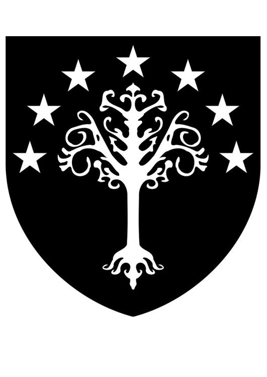 Gondor coat of arms