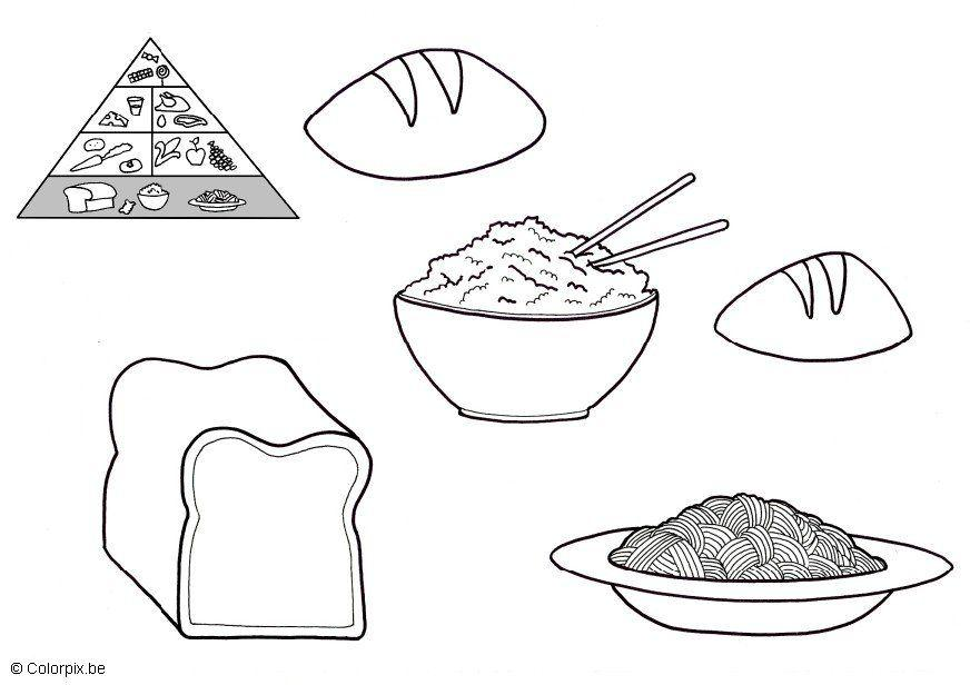 Coloring page grain products img 5674