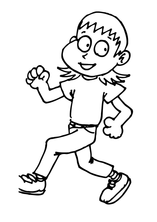 Coloring page 011b. healthy