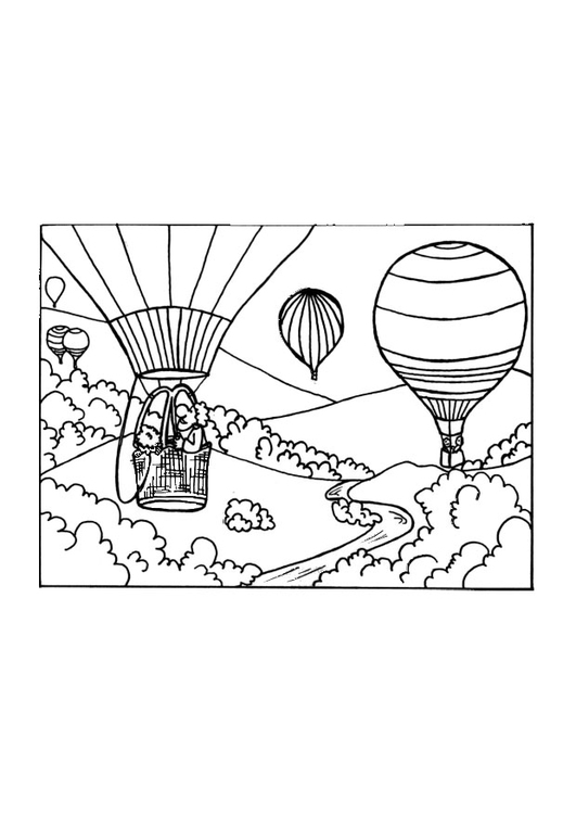 up up and away | Hot air balloon drawing, Balloon template ... | 750x531