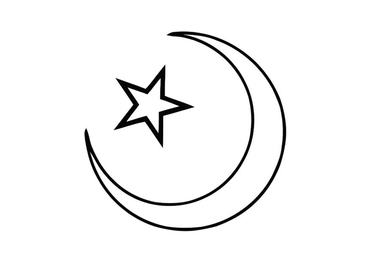 Coloring Pages For Kids+islamic - 123 Free Coloring Pages ... | 531x750