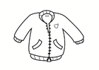 Coloring pages jacket