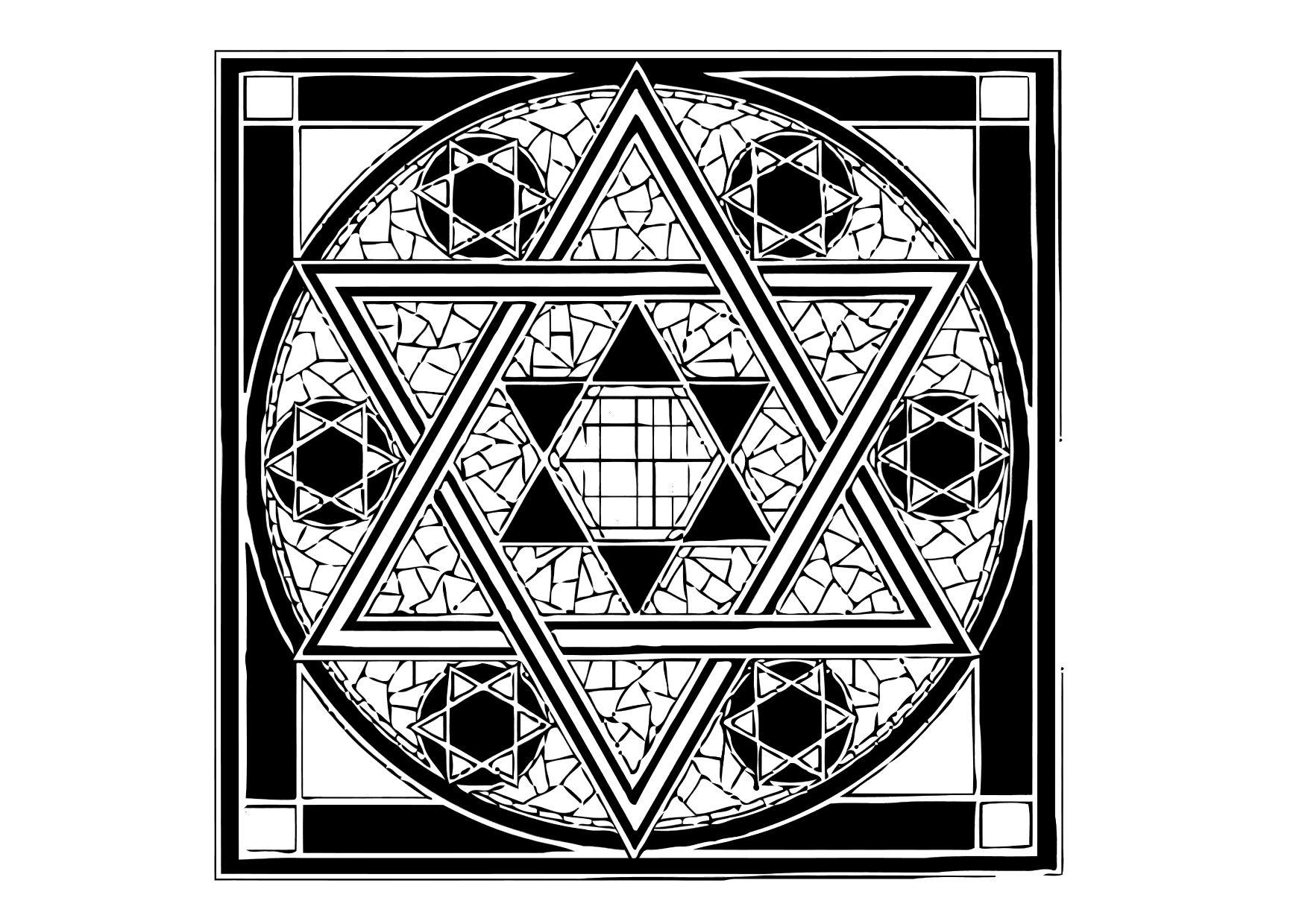coloring page jewish image img 11328