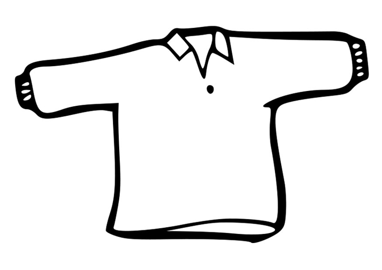 Coloring page jumper