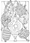 Coloring pages Lanterns