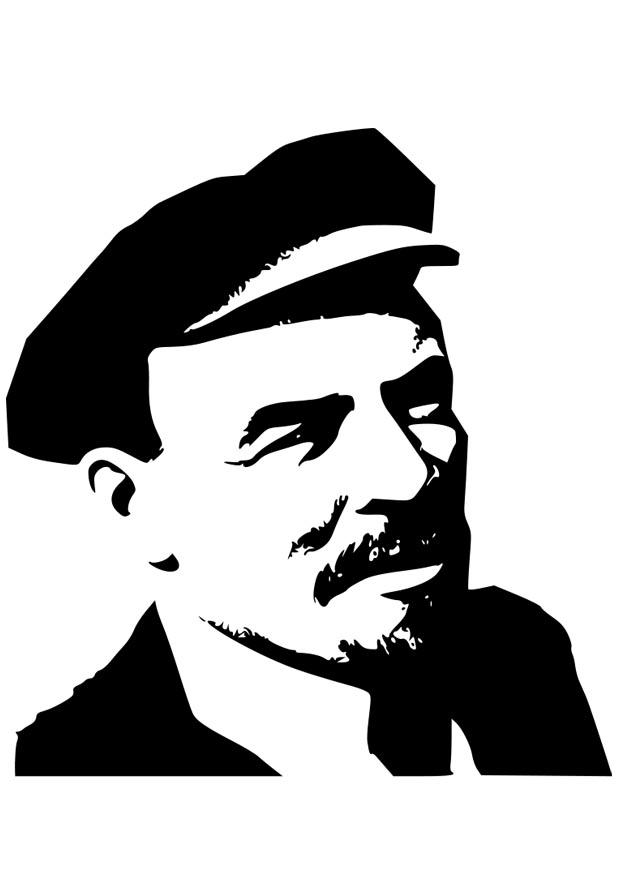 coloring page lenin img 22922