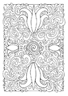 Coloring pages mandala1a