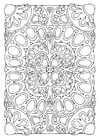Coloring pages mandala2a