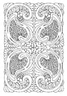 Coloring pages mandala7a