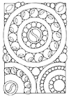 Coloring pages mandalas